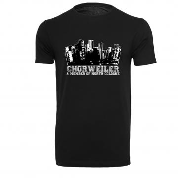 Boys CHORWEILER T-SHIRT Front