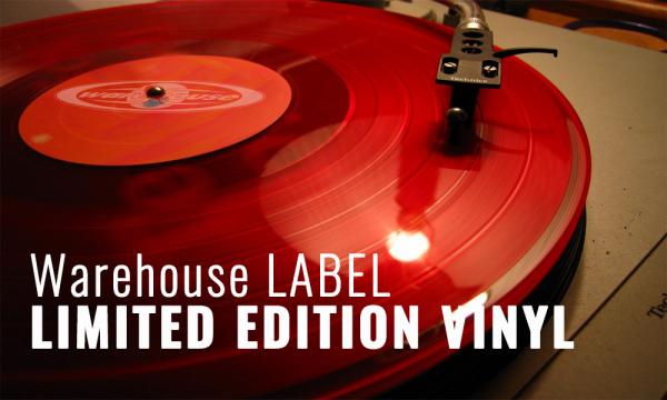 Warehouse Vinyl Banner